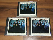 The Dubliners 3 CDs The Dubliners 1998 Irish Folk/ Country 45 Tracks sehr gut