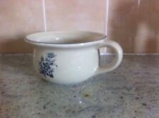 Nostalgie Antik Stil Porzellan / Keramik Nachttopf Blumentopf Vintage