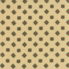 MODA Fabric ~ CHRISTMAS GATHERINGS ~ Primitive Gatherings (1170 12) by 1/2 yard