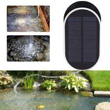 Altura 2 aire Piedra Aireador Oxigenador de agua del estanque alimentado por energía Solar bomba de oxígeno