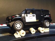 SLOT NINCO Hummer H2 County Sheriff NEW (No box)