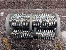 """Scarifier Drum 8"""" Complete Tungsten Carbide Cutters 5pt SASE SC08e VonArx FR200"""