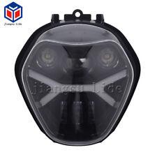 LED Headlight with Angel Eye DRL for BMW R1200R 2016-2019