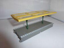 Hornby 00 gauge station platform canopy with straight platform r514