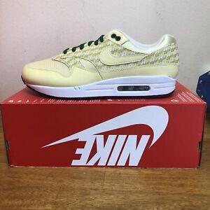 """Nike Air Max 1 Premium """"Lemonade"""" - Men's Size 11.5 - (CJ0609-700)  B-GRADE"""