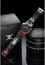 Casio G-Shock x One Piece Collaboration GA-110JOP-1A4 2020 Brand New