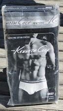 Kenneth Cole Cotton Stretch Briefs -2 pack - EXTRA LARGE