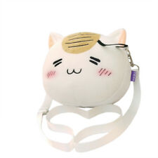 Italy Cat Dumpling Axis Powers Hetalia APH Pillow Cushion Shoulder Bag Plush New