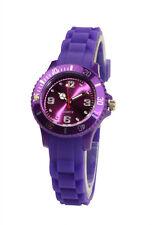 sv24 watch Silikon Uhr Trenduhr Armbanduhr Damenuhr Bunte XXS Gummi Kinderuhr