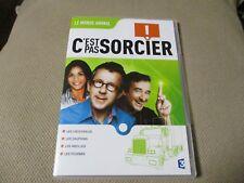 """DVD NEUF """"C'EST PAS SORCIER - LE MONDE ANIMAL"""" Fred & et Jamy"""