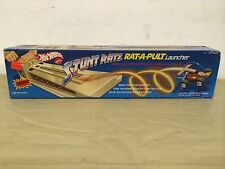 1986 Hot Wheels STUNT RATZ RAT-A-PULT No. 3172 Mattel NOS Factory Sealed Vintage