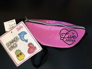 Justice Fanny Pack for girls