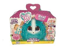 Little Live Scruff-a-Luvs Real Rescue Electronic Pet New 35 Sounds & Reactions
