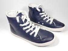 United Colors of Benetton Blu Navy Sneaker Alte UK 2.5 EU 35