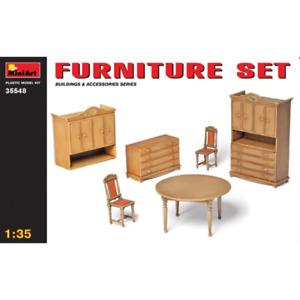 MiniArt 35548 1/35 Furniture Set Brand New