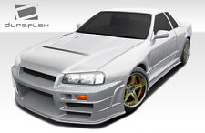 89-94 Fits Nissan Skyline 2DR Duraflex R324 ConV9pc Body Kit 106606