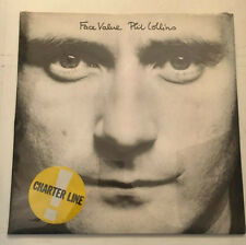 "PHIL COLLINS GENESIS ""FACE VALUE"" RARE LP GATEFOLD MADE IN ITALY 1981 - SEALED"