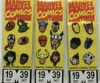 NYCC 2019 Marvel 80th Anniversary Character Pins You Pick ONE character