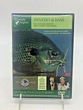 Panfish & Bass Fly Fishing Basics with Larry Dahlberg (2003, Dvd)