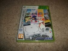 Dreamcast Collection (Sonic, Crazy Taxi, Space Channel) Xbox 360 (NEW)