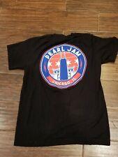 Pearl Jam Chicago t shirt wrigley field 2018 tour pj john hancock tower sz small