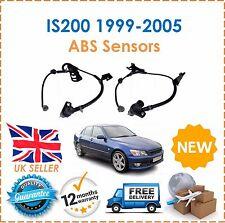 For Lexus IS200 1999-12/2005 2.0 Front Right & Left ABS Anti Lock Brake Sensors