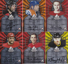 13-14 ITG Marty McSorley Auto Lord Stanley's Mug 1987-88 Oilers 2013