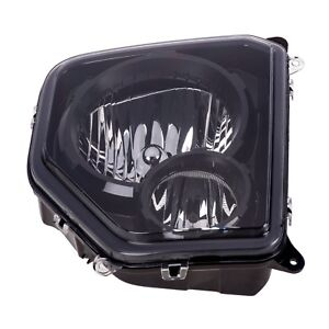 08-12 Jeep Liberty FRONT RIGHT PASSENGE SIDE TINTED HEADLIGHT LAMP OEM NEW MOPAR