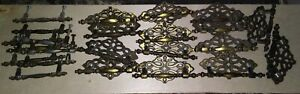 Vintage kitchen cabinet hardware