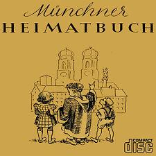 Münchner Heimatbuch Jugendbuch von der Grossstadt München und ihren Landschaften