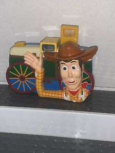 Disney Pixar Toy Story Woody Light Up Camera - Pls Read Description