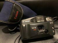 CANON SURE SHOT AF-7 35mm Compact film Camera 35mm f4.5 Lens LOMO Tested Works
