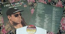 CELENTANO I Miei Americani 2 LP + busta interna stampata NM ||| gaber don backy