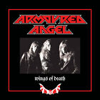 "Armoured Angel Wings Of Death 12"" EP Megadeth Metallica Slayer Exodus Testament"