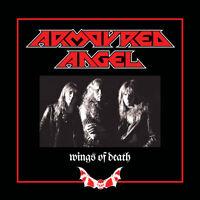 "Armoured Angel Wings Of Death 12"" EP Megadeth Metallica Slayer Exodus Testament"
