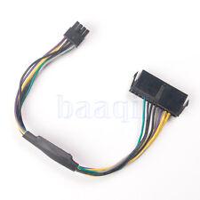 24Pin to 8p Power Cable ATX for DELL Optiplex 3020 7020 9020 T1700 Q75 65 DA