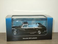 Mercedes 300 Landaulet - Editions Atlas 1:43 in Box *47853
