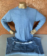 Vtg Duofold Mens Double Layer Wool Blend Long Sleeve Thermal Shirt & Pants Sz XL