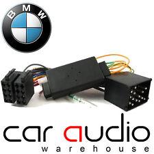 BMW 3 Series 1999 On Alpine Car Stereo Steering Wheel Interface Adaptor Lead