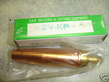 Koike Machine Cutting Torch Tip $24 Propane 2V-KP-4