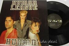 Human League Human 1986 LP (VG) 12""