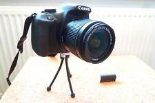 Canon EOS 1200D l w NEU I XXL EXTRAS I 18x55mm Objektiv l DSLR 18MP FULLHD Video