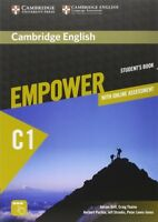 (16).CAM.ENG.EMPOWER ADVANCED C1 STUDENT +ONLINE ASSESSMENT