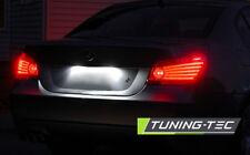 BMW E60 Limousine 4 türer LED Rückleuchten +Blinker Lightbar Rot-klar Bj.2003-07