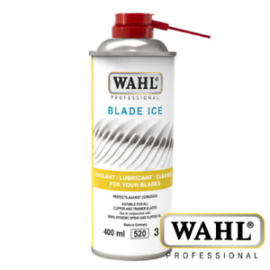 ✅ NEXT DAY DELIVERY ✅ Wahl Blade Ice Blade Ice Spray 400ml WA-ZX954 Hygienic