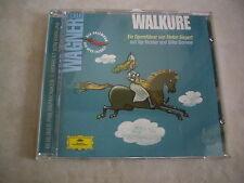 Der Holzwurm der Oper erzählt - Wagner: Walküre - TOP-CD mit Ilja Richter DGG