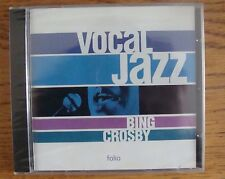 "Bing Crosby ""Vocal Jazz "" New Sealed CD"