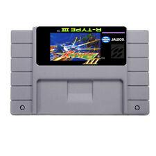 R-Type III 3 The Third Lightning SNES Super Nintendo USA shooting video game
