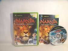 Chronicles of Narnia: The Lion, the Witch, and the Wardrobe (Xbox) complete