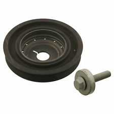 Decoupled Crankshaft Pulley Inc Bolt Fits Nissan Aprio NP200 Renault Febi 36155